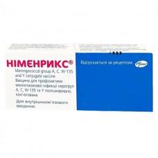НИМЕНРИКС™ лиофилизат для р-ра д/ин. по 1 дозе во флак. №1 с р-лем