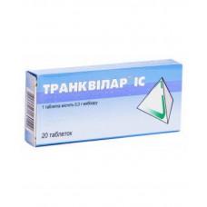 ТРАНКВИЛАР® IC таблетки по 0,3 г №20 (10х2)