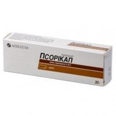 ПСОРИКАП крем, 2 мг/г по 30 г в тубах
