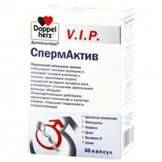 ДОППЕЛЬГЕРЦ® V.I.P. СПЕРМАКТИВ капсулы №30 (10х3)