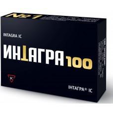 ИНТАГРА® IC таблетки, п/о, по 100 мг №1