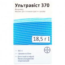 УЛЬТРАВИСТ 370 раствор д/ин. и инф., 370 мг/мл по 50 мл во флак. №1