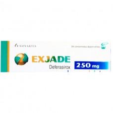 ЭКСИДЖАД таблетки, дисперг. по 250 мг №28 (7х4)