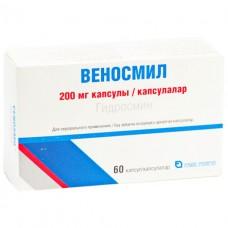 ВЕНОСМИЛ капсулы по 200 мг №60 (10х6)