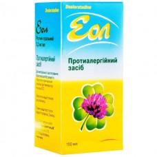 ЭОЛ раствор ор., 0,5 мг/мл по 150 мл во флак.