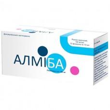 АЛМИБА раствор ор., 100 мг/мл по 10 мл во флак. №10