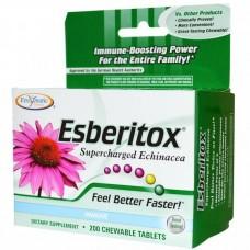 ЭСБЕРИТОКС таблетки по 3,2 мг №200 (20х10)