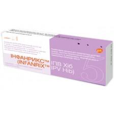 ИНФАНРИКС ИПВ ХИБ / INFANRIX IPV HIB вакцина, комплект №1