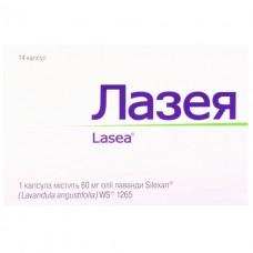 ЛАЗЕЯ капсулы по 80 мг №14 (14х1)