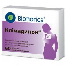 КЛИМАДИНОН® таблетки, п/о, №60 (15х4)