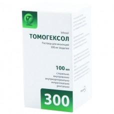 ТОМОГЕКСОЛ® раствор д/ин., 300 мг йода/мл по 100 мл во флак. №1