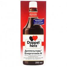 ДОППЕЛЬГЕРЦ® ЭНЕРГОТОНИК-Н сироп по 250 мл в бутыл.