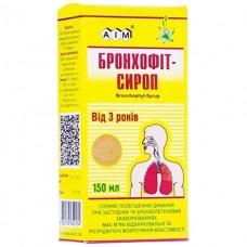 БРОНХОФИТ сироп 150мл