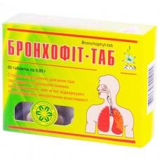 БРОНХОФИТ-Таб табл.№60 диет.доб.