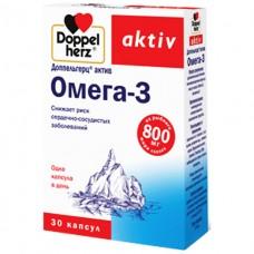 ДОППЕЛЬГЕРЦ® АКТИВ ОМЕГА-3 капс.N30(10х3)