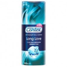 Гель-смазка CONTEX Long Love 100мл