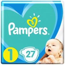 Памперсы New Baby Newborn (2-5 кг) Стандарт 27