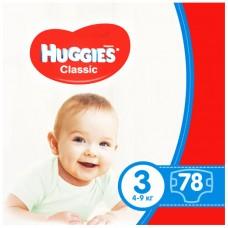 Памперсы Huggies Classic 3 Мега №78