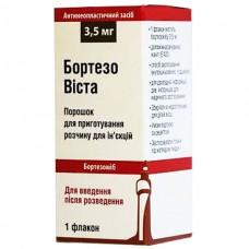 Бортезовиста, пор. для приг. р-ну для иньекций по 3,5 мг фл. № 1
