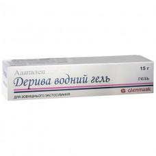 ДЕРИВА ВОДНЫЙ гель, 1 мг/г по 15 г в тубах