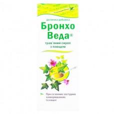 БРОНХО ВЕДА травяной сироп с Плющом 200мл флакон
