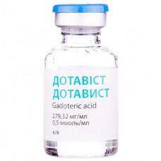 ДОТАВІСТ р-н д/ін. 279,32 мг/мл 10мл №1