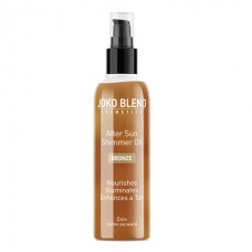 JBC Масло после загара с шиммером After Sun Shimmer Oil Bronze 100мл