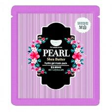 KOELF Маска гидрогелевая для лица с жемчугом +маслом Ши Pearl & Shea Butter Hydro Gel Mask