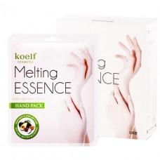 KOELF Маска  д/рук Melting Essence Hand Pack (пара)