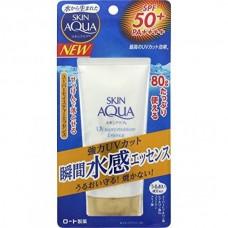 SKIN AQUA Сонцезахисна зволожуюча есенція 001 Skin Aqua Super Moisture Essence SPF 50+ / PA ++++ 80g