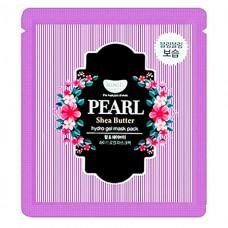 KOELF Маска для лица гидрогелевая с жемчугом  Pearl & Shea Butter Hydro Gel Mask (5шт)