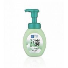 HADA LABO Пенка Лечебная для проблемной кожи  Gokujyun Hatomugi Foaming Face Wash 160ml