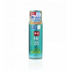 HADA LABO Лосьон лечебный гиалуроновый  для проблем. кожи  Medicated Gokujyun Skin Conditioner 170ml