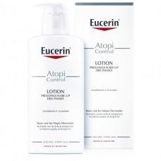 Eucerin 63366 АтопиКонтроль лосьон для атопической кожи тела 250 мл