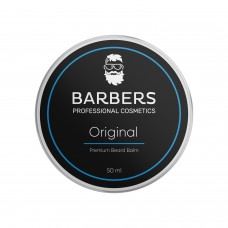 BARBERS PROFESSIONAL COSMETICS Бальзам для бороды Original 50мл