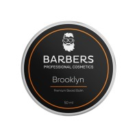 BARBERS PROFESSIONAL COSMETICS Бальзам для бороды Brooklyn 50мл