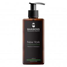 BARBERS PROFESSIONAL COSMETICS Шампунь для мужчинт онизирующий Barbers New York 400мл
