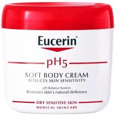 Eucerin 88782 Увлажняющий крем д/тела 450мл рН5