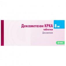 ДЕКСАМЕТАЗОН КРКА ТАБ. 8МГ №30