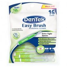 Easy Brush Interdental Cleaners Межзубные щетки Для узких промежутков 2.0-3.0 мм 16шт