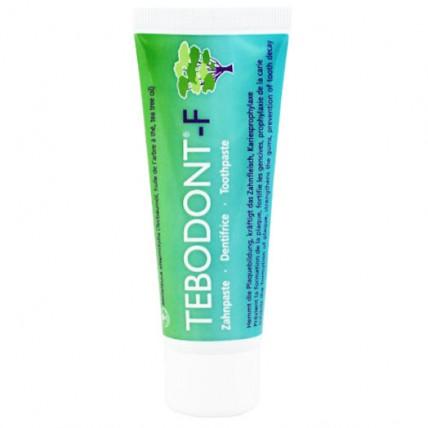 TEBODONT-F Зубная паста с маслом чайного дерева (0,75%), с фторидом 75 мл