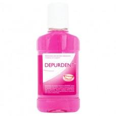 DEPURDENT Ополаскиватель для полости рта с цетилпиридиний хлоридом и фторидом 250мл