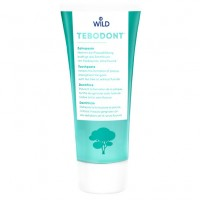 TEBODONT Зубна паста з маслом чайного дерева (0,75%), без фториду 75 мл