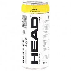 Head Lemon — Sport DRINK слабо газированный безалкогольный напиток 0,5 ЖБ