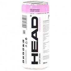 Head Pink Gapefruit – Sport DRINK слабо газированный безалкогольный напиток 0,5 ЖБ