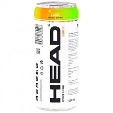 Head Exotic – Sport DRINK слабо газированный безалкогольный напиток 0,5 ЖБ