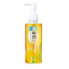HADA LABO Гидрофильное масло с гиалуроновой кислотой HADA LABO Gokujyun Cleansing Oil 200ml