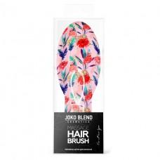JOKO BLEND Массажная щётка для волос Tropical Jungle Hair Brush