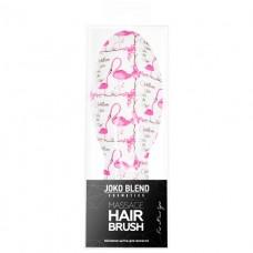 JOKO BLEND Массажная щётка для волос Exotic Flamingo Hair Brush