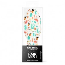 JOKO BLEND Массажная щётка для волос Summer Sparkle Hair Brush